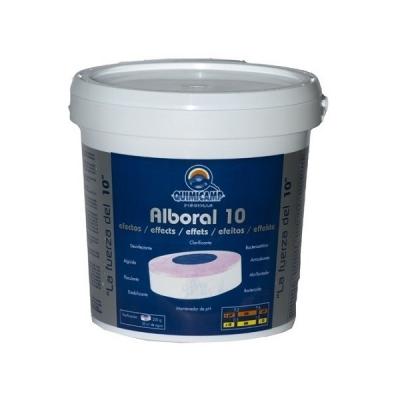 Bote 5Kg. Alboral - 10 Efectos