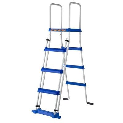 Escalera Acero Plataforma 2x3